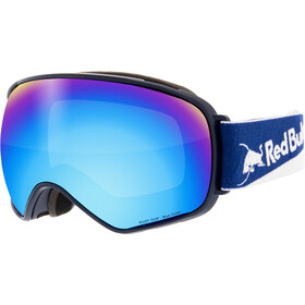 Red Bull SPECT Alley Oop Goggles, dark blue-blue snow